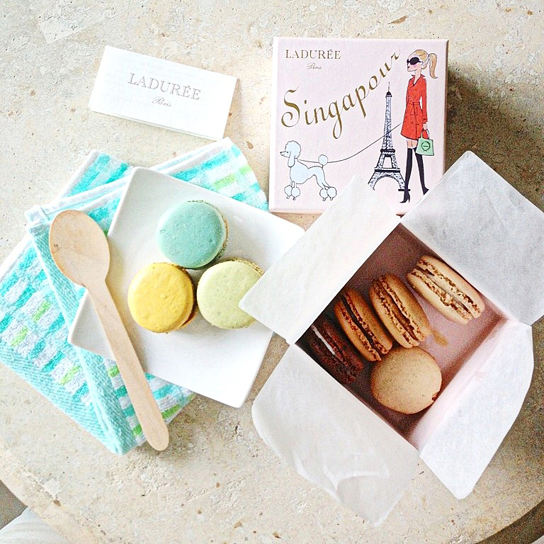 photo66 Ladurée Singapore | Renowned Parisian Patisserie Chain Opens In Takashimaya