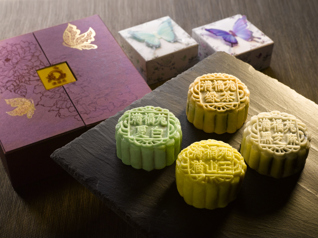 InterContinental Singapore Snow Skin Mooncake Combination